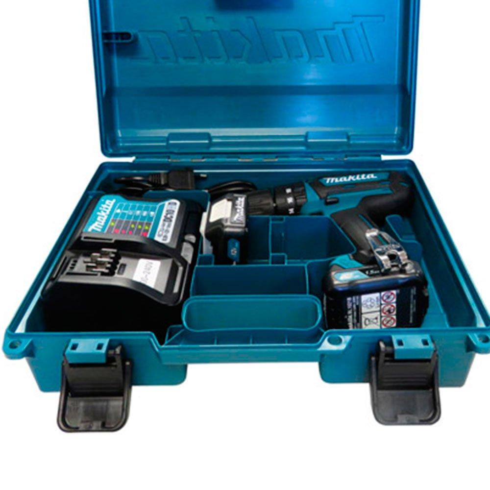 Parafusadeira/Furadeira de Impacto 3/8 Pol. Bateria 12V Lítio-íon - 2 Bat. e Maleta - Imagem zoom