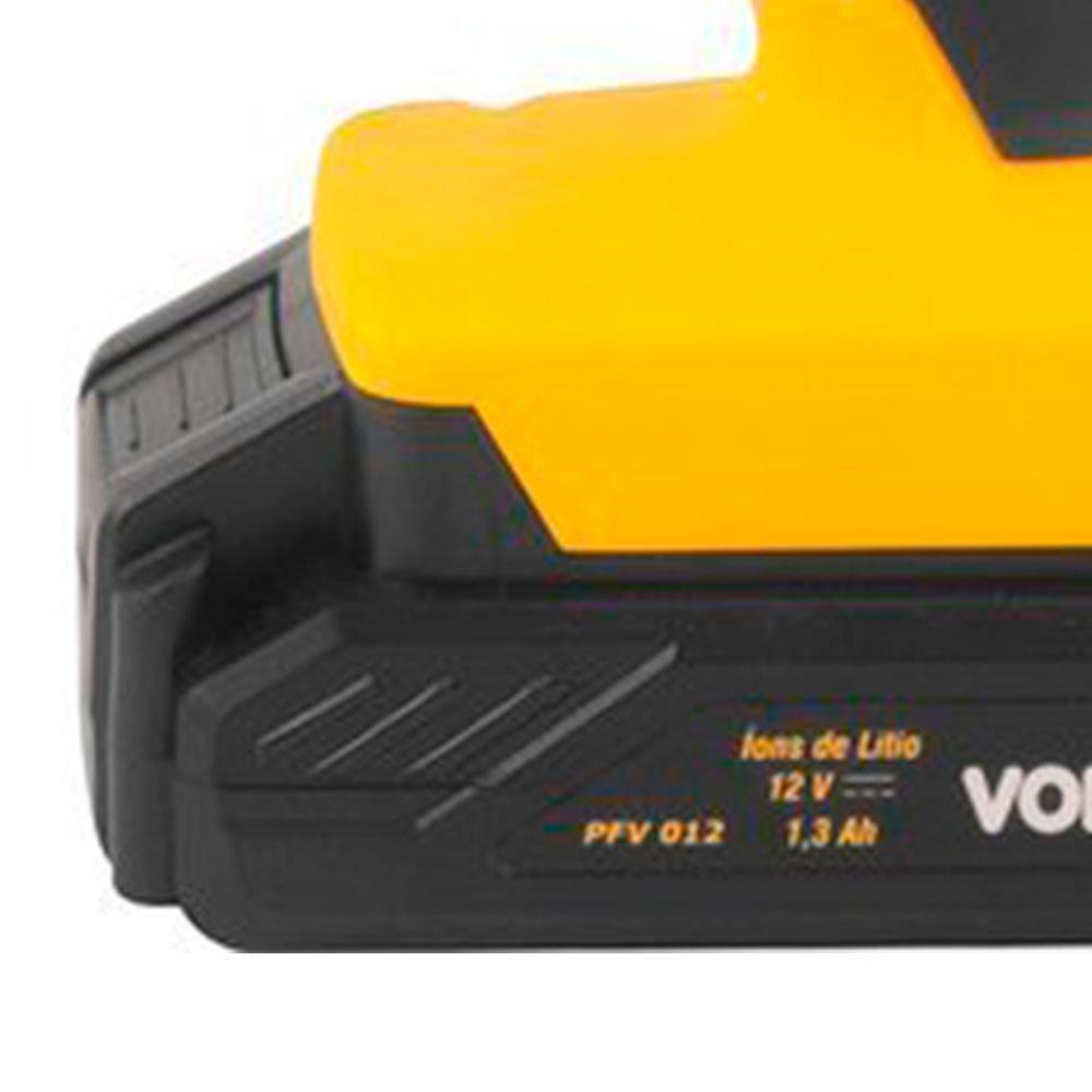 Parafusadeira/Furadeira 3/8 Pol. 12V à Bateria Lition Bivolt com Maleta e 12 Acessórios - Imagem zoom