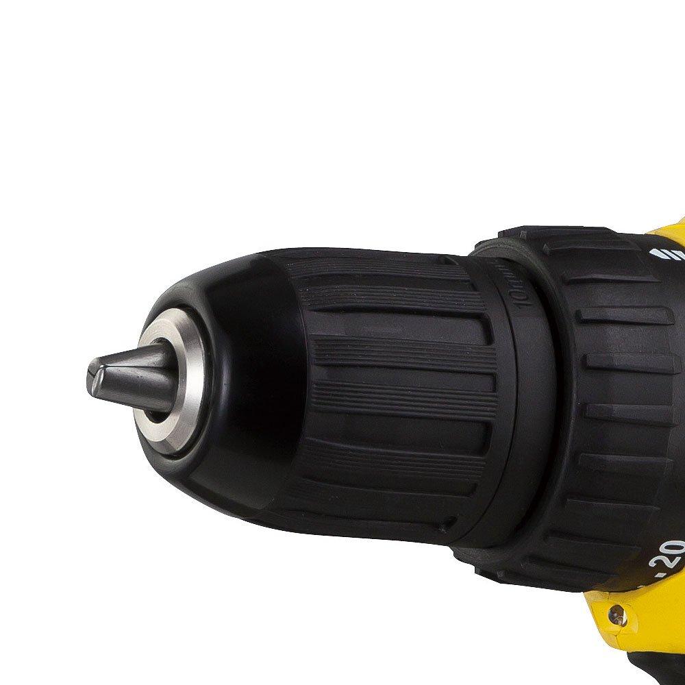 Parafusadeira/Furadeira 12V Íon Lítio 1,5 Ah com Carregador Bivolt e Bateria - Imagem zoom