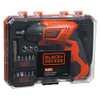 Parafusadeira a Bateria 4,8V NI-CD com Carregador Bivolt Caixa e Acessórios - Imagem 3