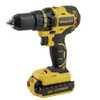 Parafusadeira/Furadeira 1/2 Pol. 13mm Brushless com 2 Baterias 20V 1,5Ah Lition, Maleta + Carregador Bivolt - Imagem 2