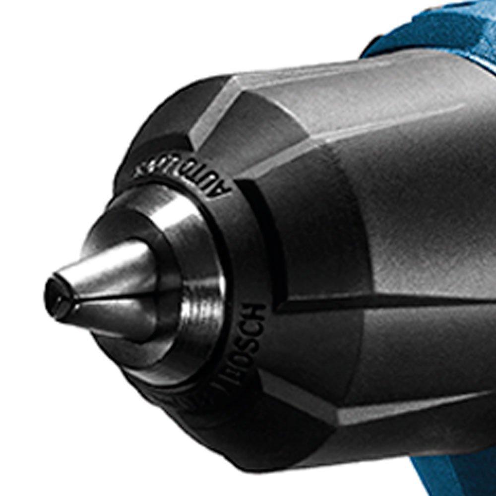 Kit Parafusadeira/Furadeira Smart à Bateria 12V Bivolt Bosch GSR1000 + Jogo de Brocas para Madeira 8 Peças FG8332 - Imagem zoom