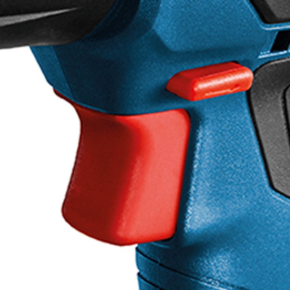 Kit Parafusadeira/Furadeira Smart à Bateria 12V Bivolt Bosch GSR1000 + Jogo Brocas de Corte Lateral Espiral 6 Peças FG8324 - Imagem zoom