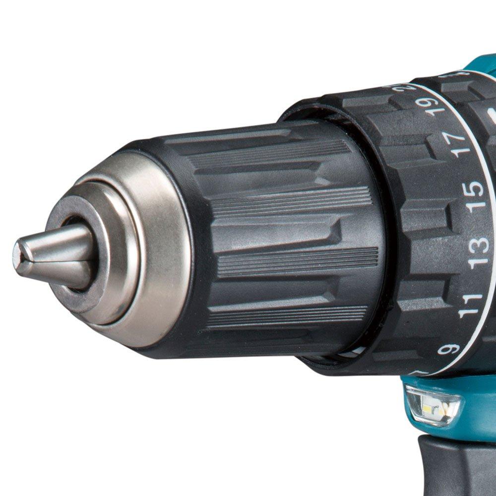 Parafusadeira/Furadeira de Impacto 1/2 Pol. 18V com 2 Baterias, Carregador e Maleta - Imagem zoom