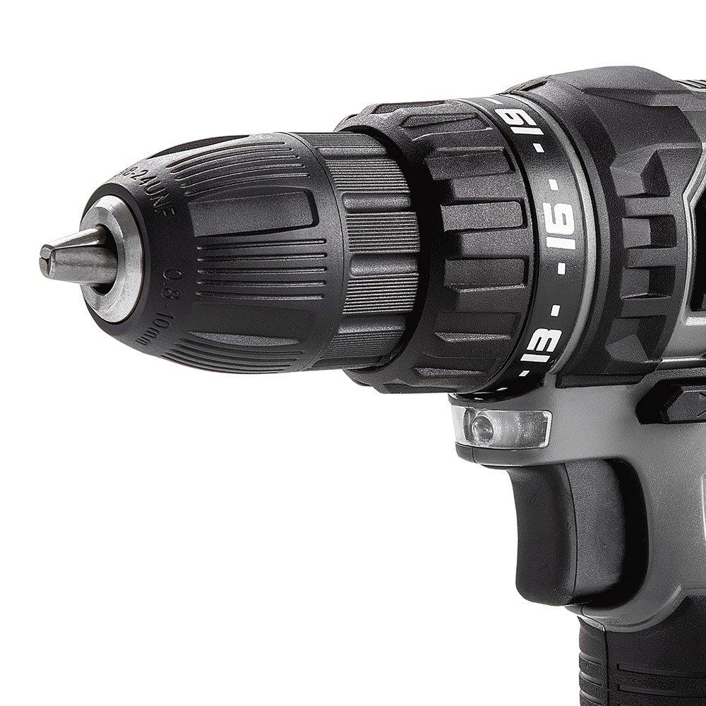 Parafusadeira/Furadeira 10,8V 15Nm com Bateria de Lítio 1,3Ah e Carregador Bivolt - Imagem zoom