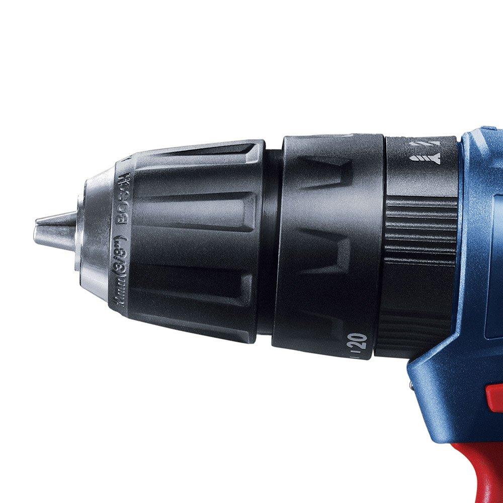 Parafusadeira/Furadeira de Impacto a Bateria 12V com Carregador Bivolt - Imagem zoom