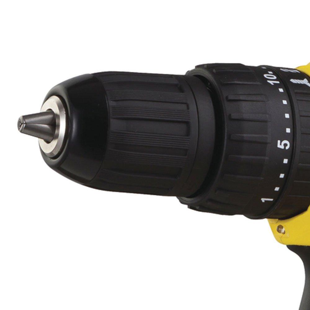 Parafusadeira/Furadeira de Impacto a Bateria 12V Li-Ion com Carregador 2 Baterias e Maleta  - Imagem zoom