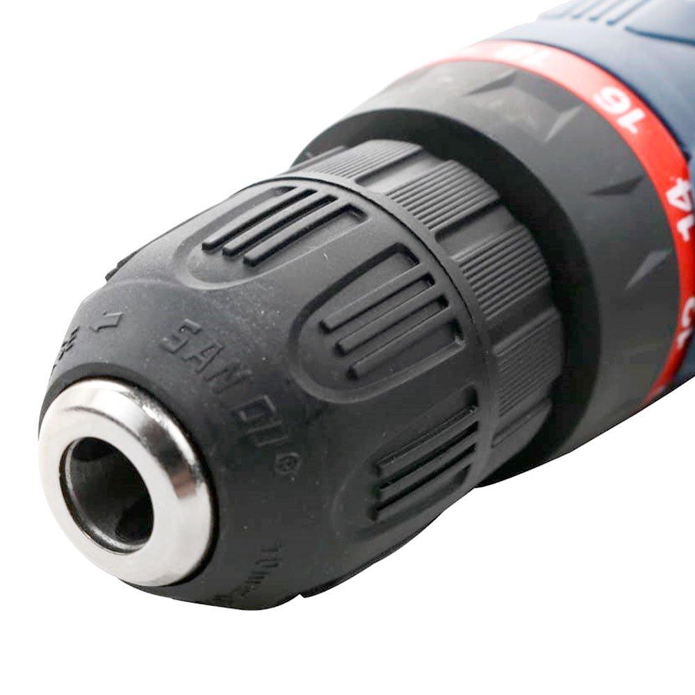 Parafusadeira/Furadeira a Bateria 12V Lítio com Carregador e Maleta - Imagem zoom