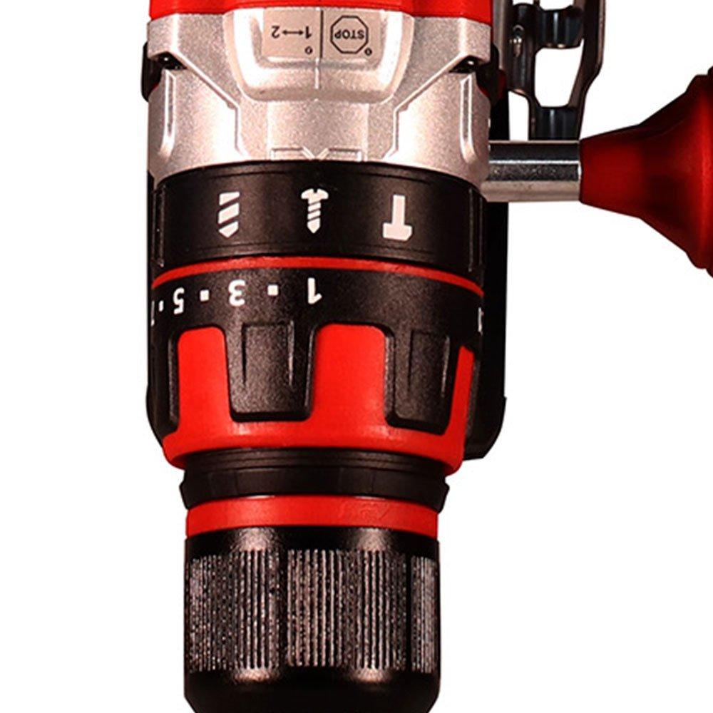 Parafusadeira/Furadeira de Impacto a Bateria 18V 1/2 Pol. sem Bateria e Carregador - Imagem zoom