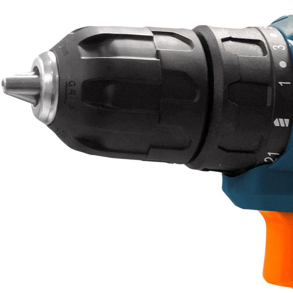 Parafusadeira/Furadeira a Bateria 20V MAX Lítio 3/8 Pol. com Carregador Bivolt - Imagem zoom
