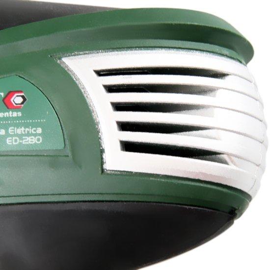 Furadeira / Parafusadeira Elétrica 280W  - Imagem zoom