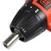 Parafusadeira Angular a Bateria 4,8V  com Carregador Bivolt  a Acessórios - Imagem 4