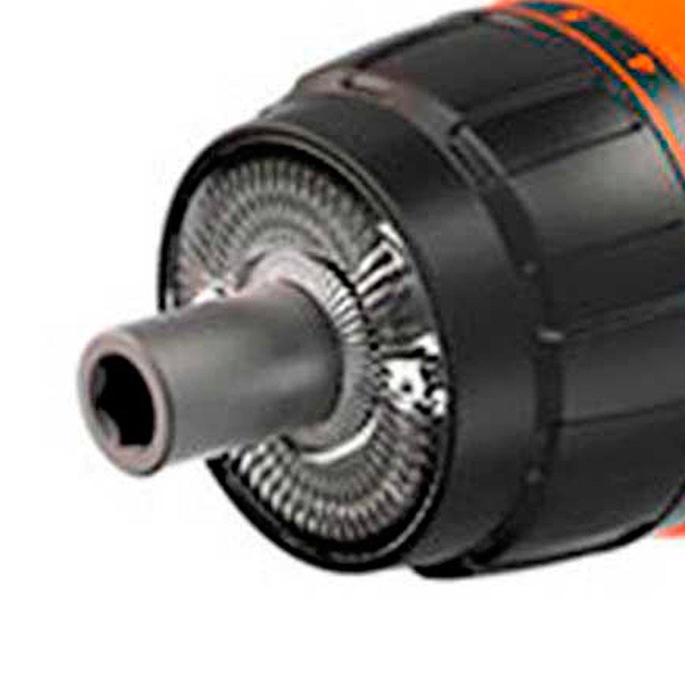 Parafusadeira a Bateria 3.6V Li-Ion 1/4 Pol. com LED e Acessórios - Imagem zoom