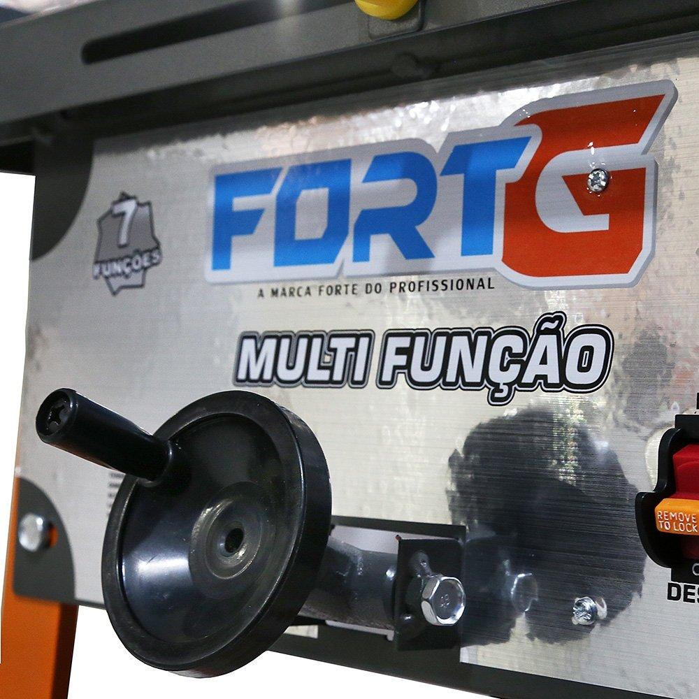 Serra de Bancada Multifunção 1500W  FG007 - Imagem zoom