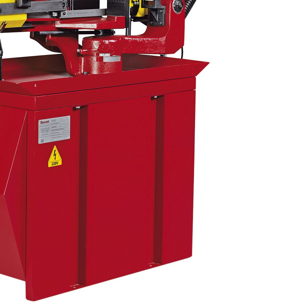 Máquina de Serra Fita Gravitacional Manual 0,75HP  Trifásica - Imagem zoom