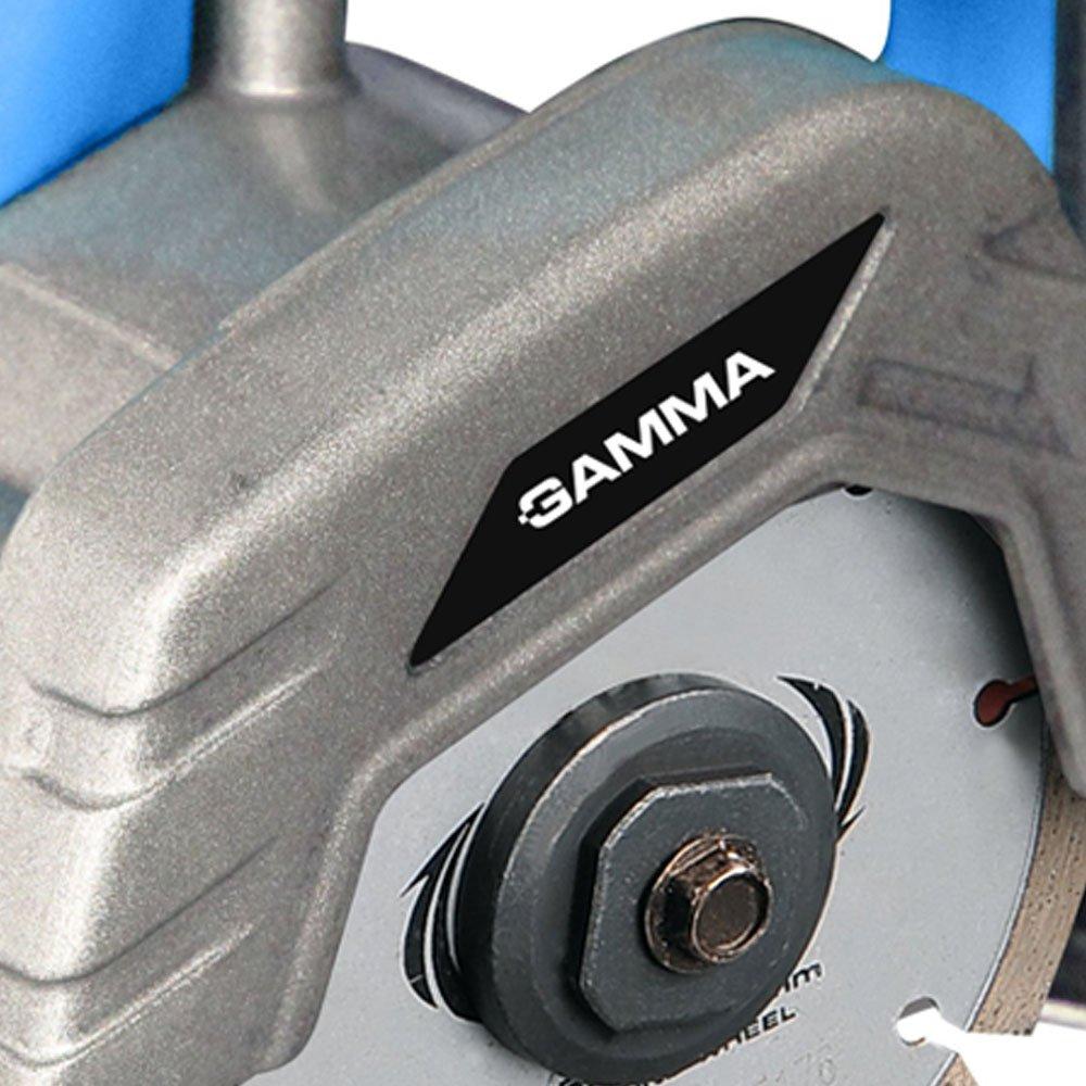 Serra Mármore 110mm 1240W  com Kit de Refrigeração - Imagem zoom