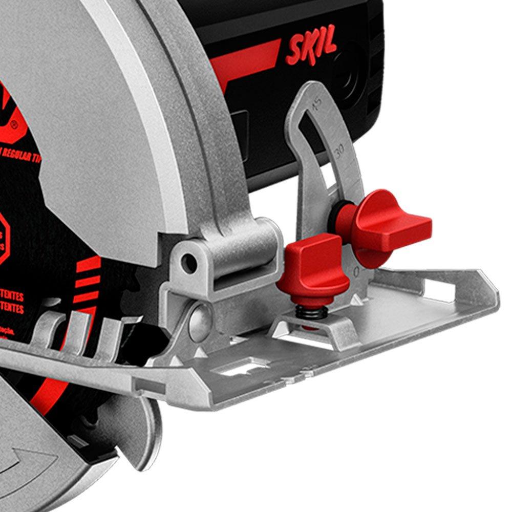 Serra Circular 7.1/4 Pol. 1400W  com Disco Premium  - Imagem zoom