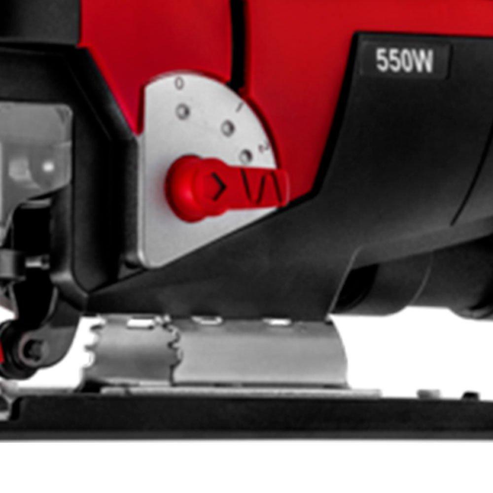 Serra Tico-Tico 550W  com Lâmina e Maleta  - Imagem zoom