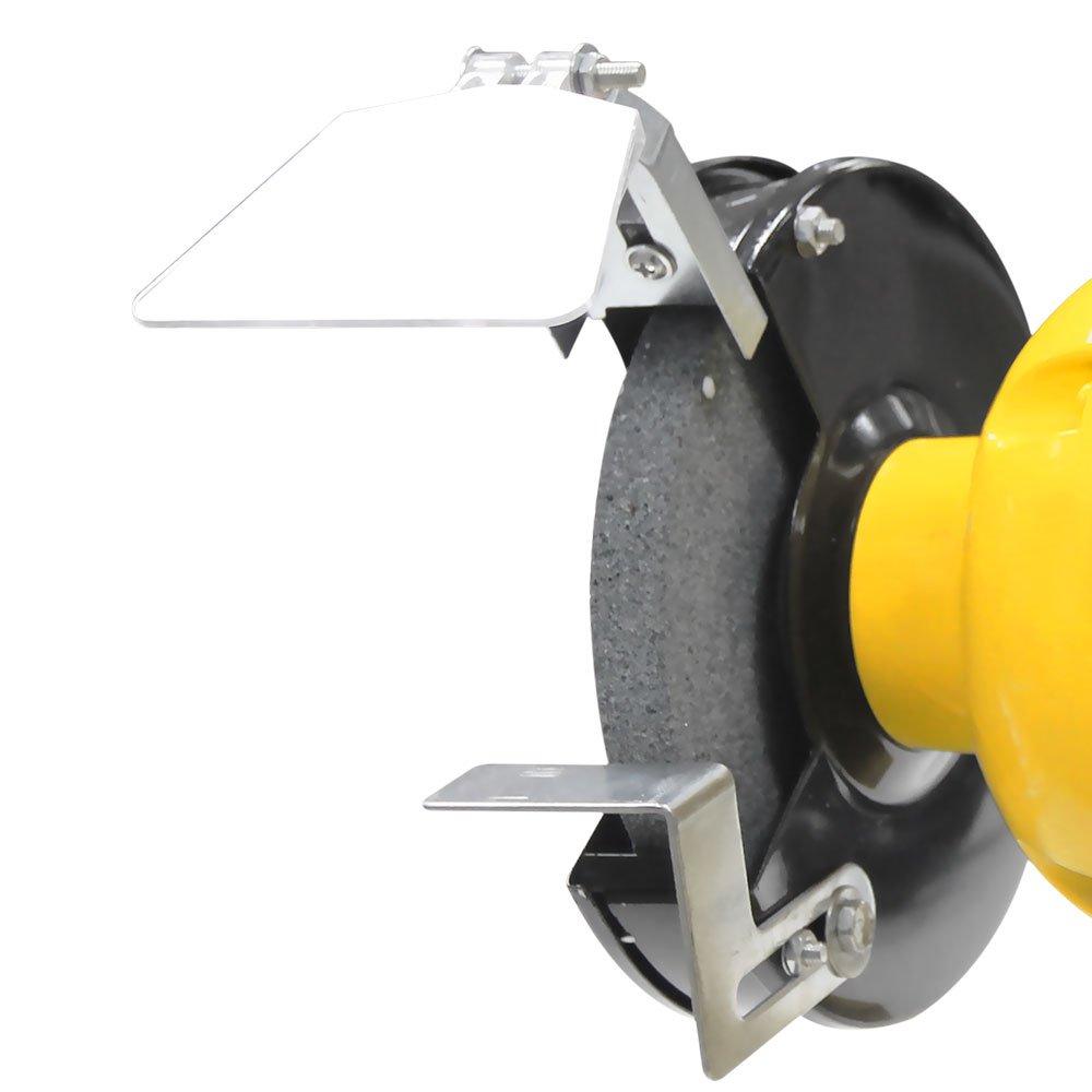 Moto Esmeril de Bancada 6 Pol. 360W 1/2CV Bivolt - Imagem zoom