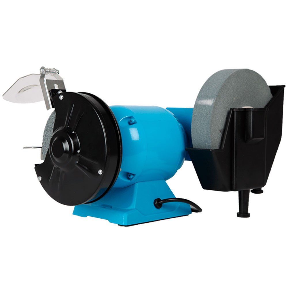 Motoesmeril de Bancada com Cubeta de Água 350W Bivolt - Imagem zoom