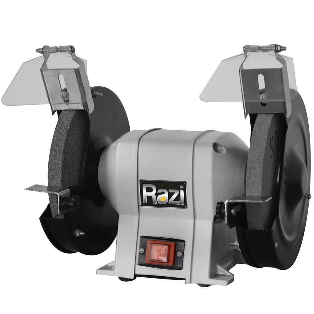 Moto Esmeril 6 Pol. 350W  com Base em Ferro Fundido - Imagem zoom