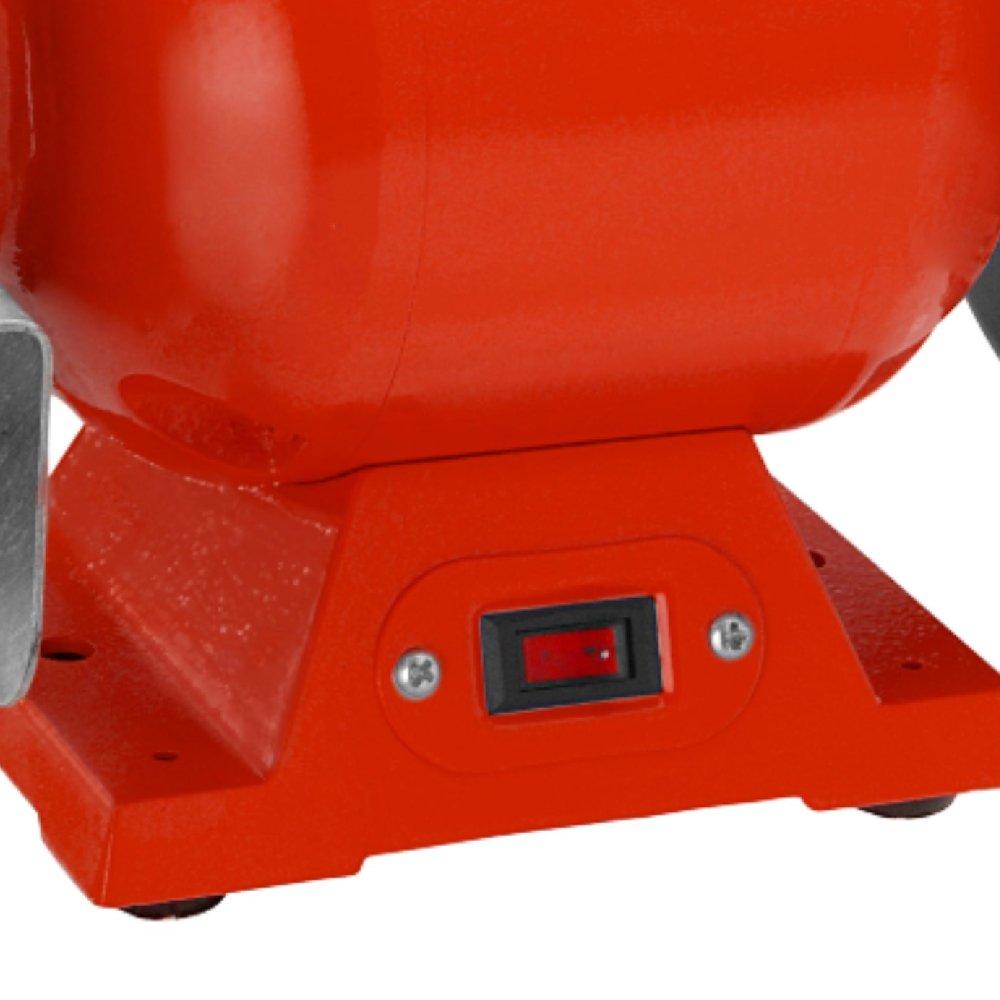Moto Esmeril de Bancada 6Pol. 300W   - Imagem zoom