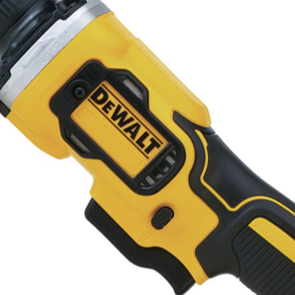 Retificadeira a Bateria 20V 4,0 Ah Max Lition Brushless 1.1/2 Pol. 38mm com 2 Baterias e Carregador 220V - Imagem zoom