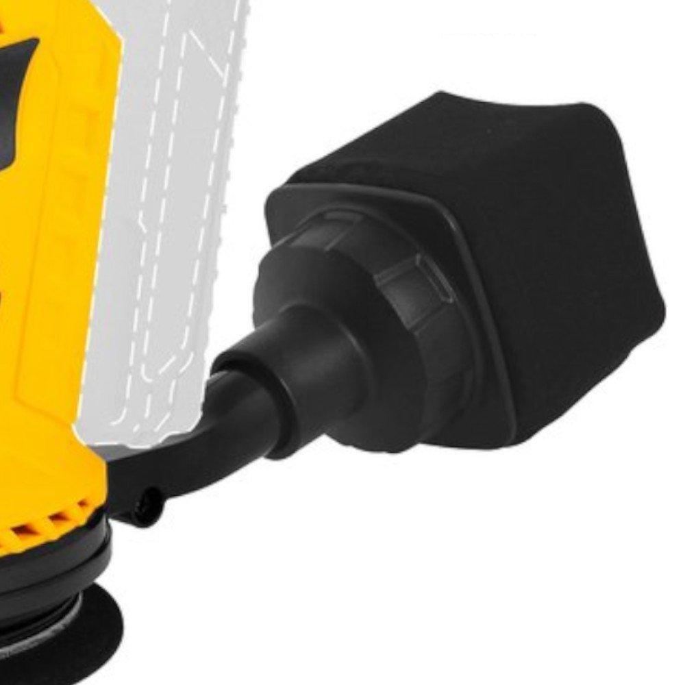 Lixadeira Roto-Orbital ILOV181 5 Pol. 18V sem Bateria com Coletor - Imagem zoom