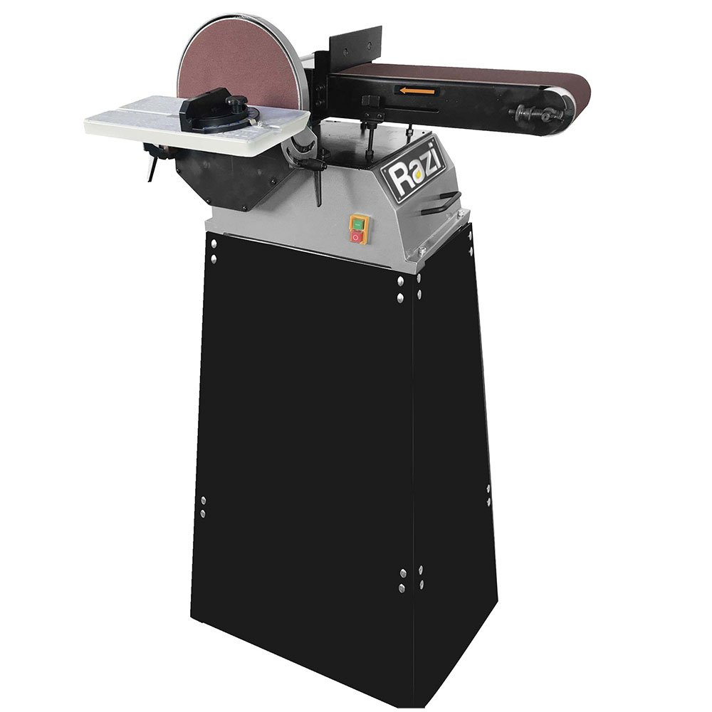 Lixadeira Combinada Fita e Disco Antares 10Pol. 1CV Bivolt - Imagem zoom