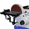 Lixadeira de Disco e Fita 9 Pol. 3/4CV Trifásico  - Imagem 3