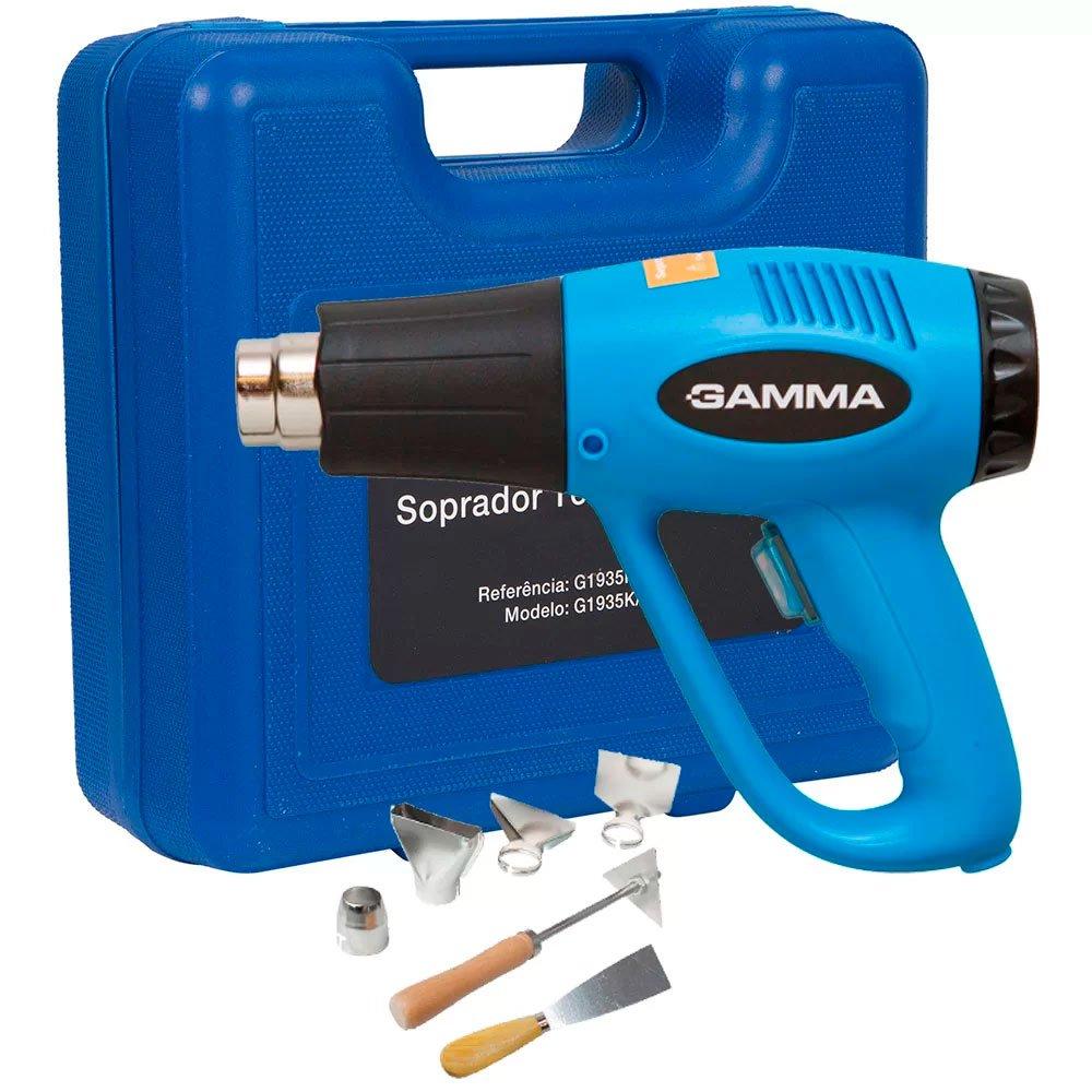 Soprador Térmico 1500W  com Maleta e 6 Acessórios - Imagem zoom