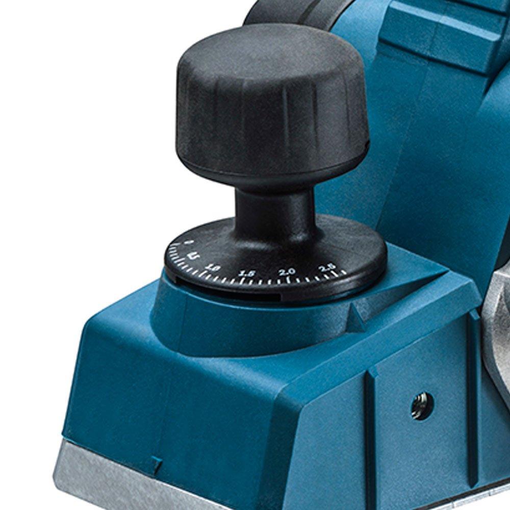 Plaina Elétrica 2,6mm 710W  com Saco Coletor - Imagem zoom