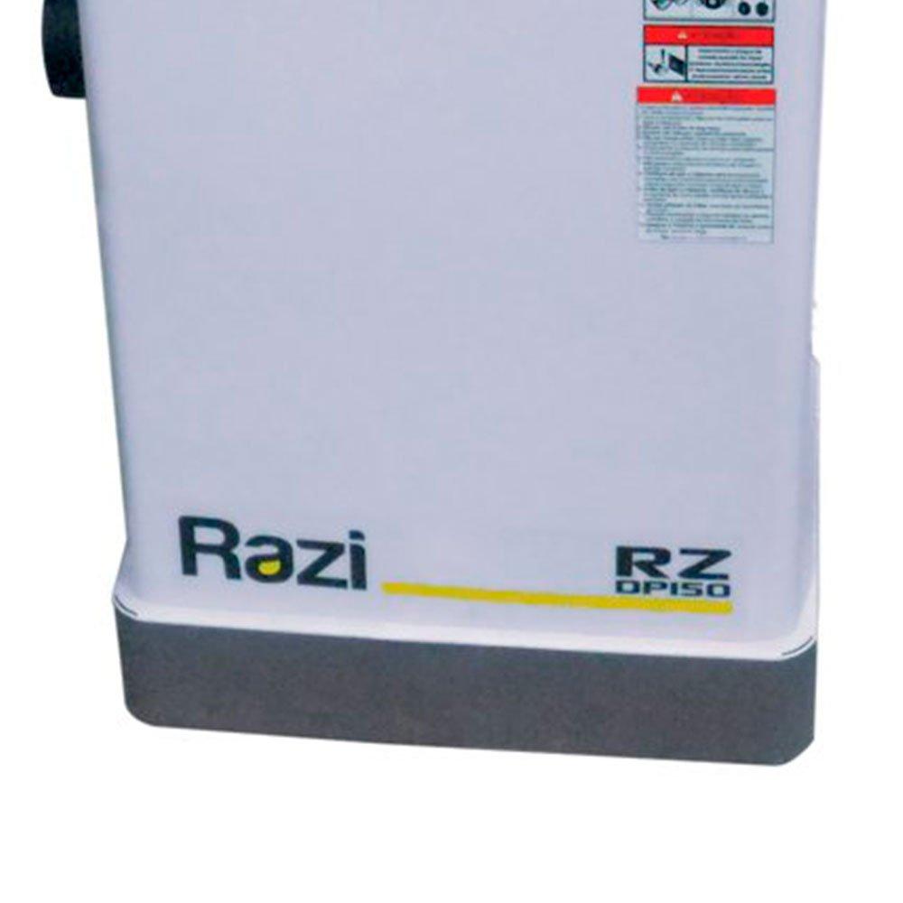Desempenadeira Flex 1CV Monofásica RZ-DP150M   - Imagem zoom