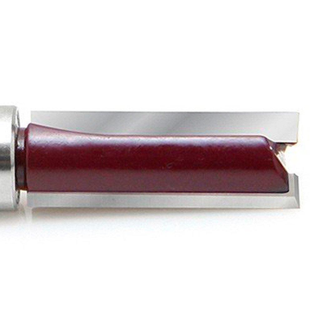 Fresa Luthier Reta com Rolamento 12,70mm para Tupia Manual - Imagem zoom