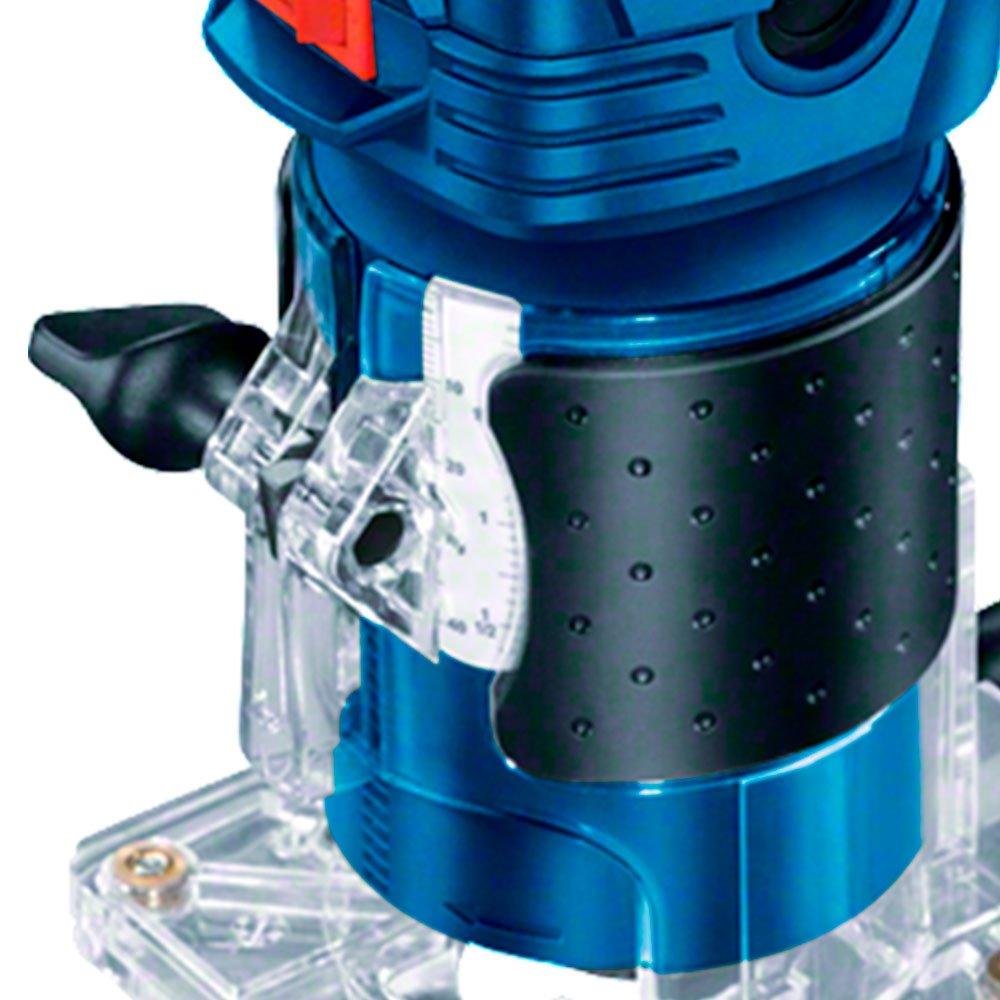 Tupia Profissional 550W  com 2 Pinças - Imagem zoom