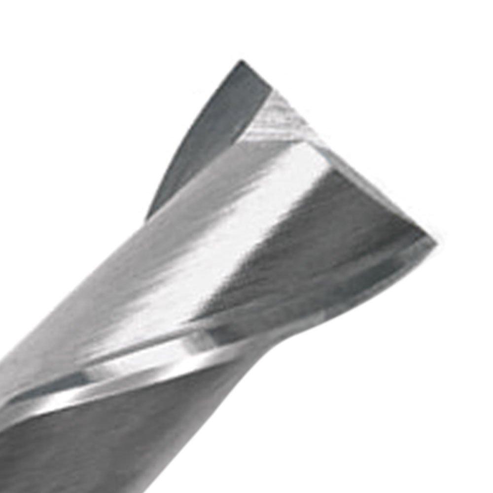Fresa de Topo HSS com Haste Cilíndrica 8mm 2 Cortes - Imagem zoom