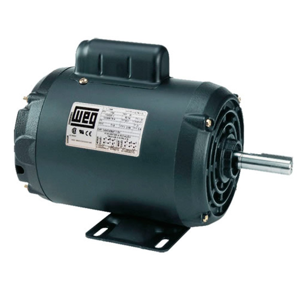6b87316ede6 Motor Elétrico 3CV Monofásico 110 220V - WEG-10022027 - R 799.92 ...