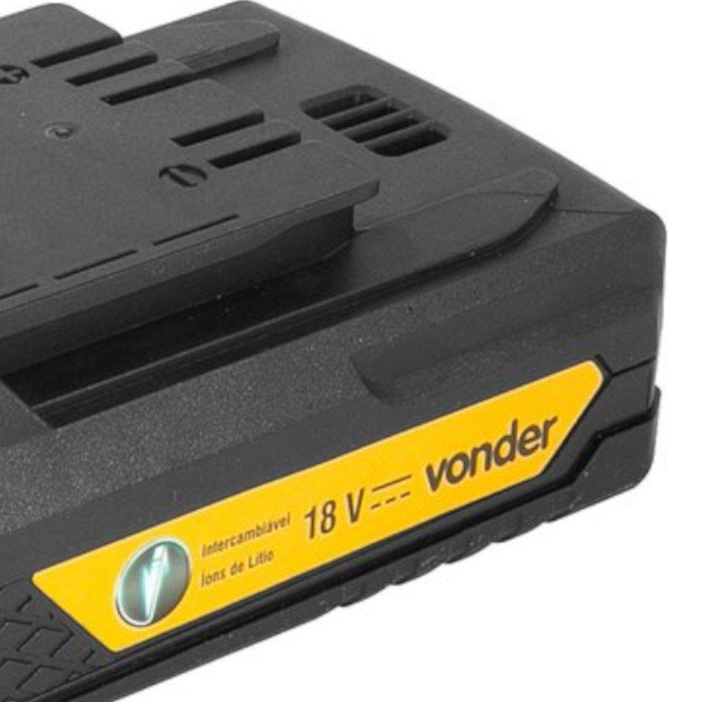 Bateria Íons de Lítio IBV1802 18V 2Ah Linha Intercambiável - Imagem zoom