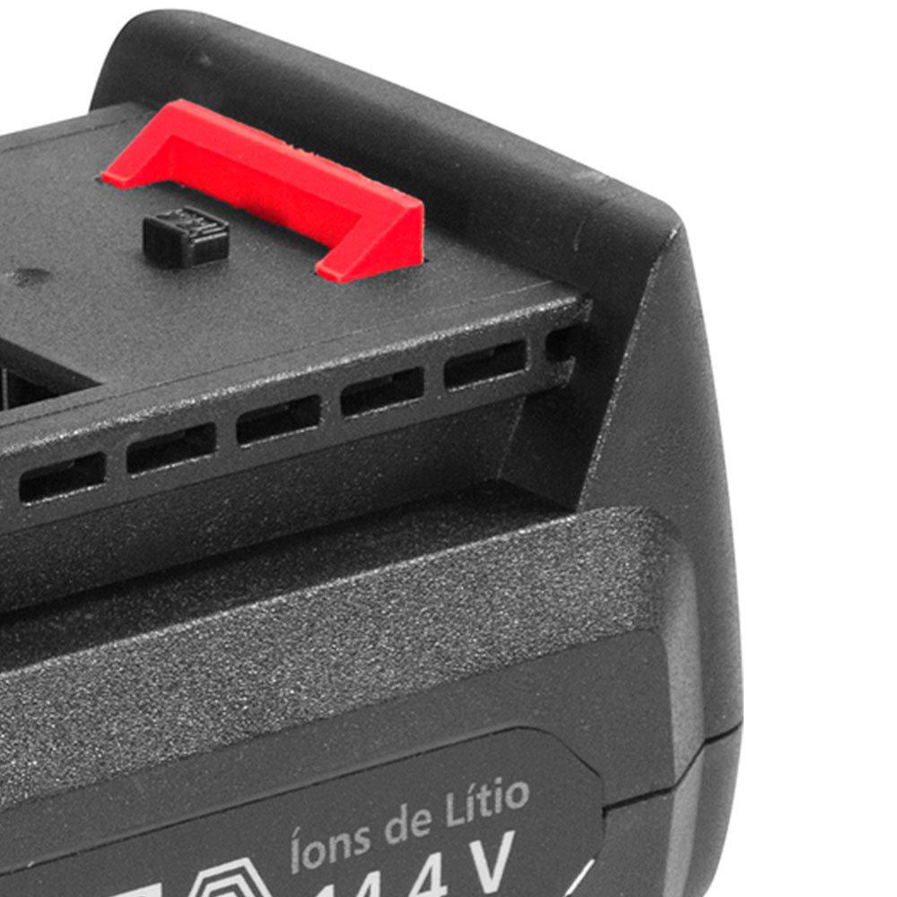 Bateria 14,4V Íons de Lítio para Parafusadeira/ Furadeira - Imagem zoom
