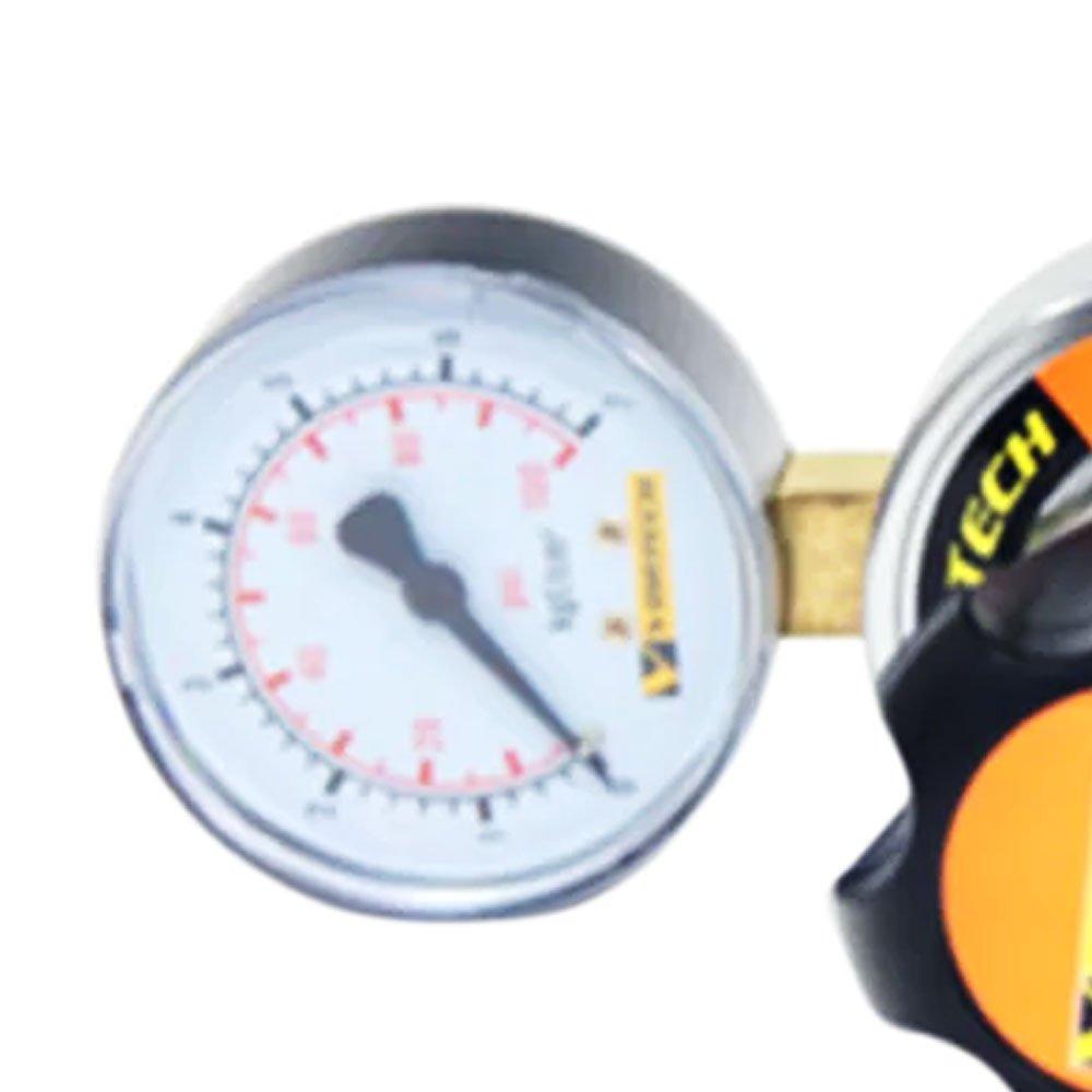 Regulador de Pressão para Cilindros de GLP - Imagem zoom