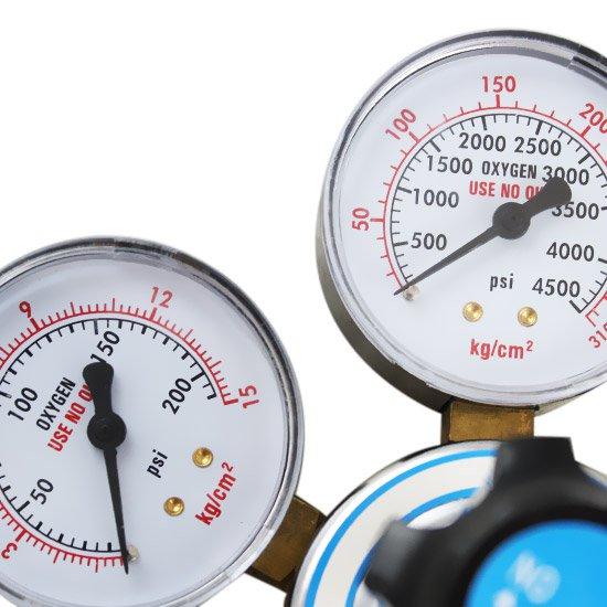 Regulador para Cilindro de Oxigênio - Imagem zoom
