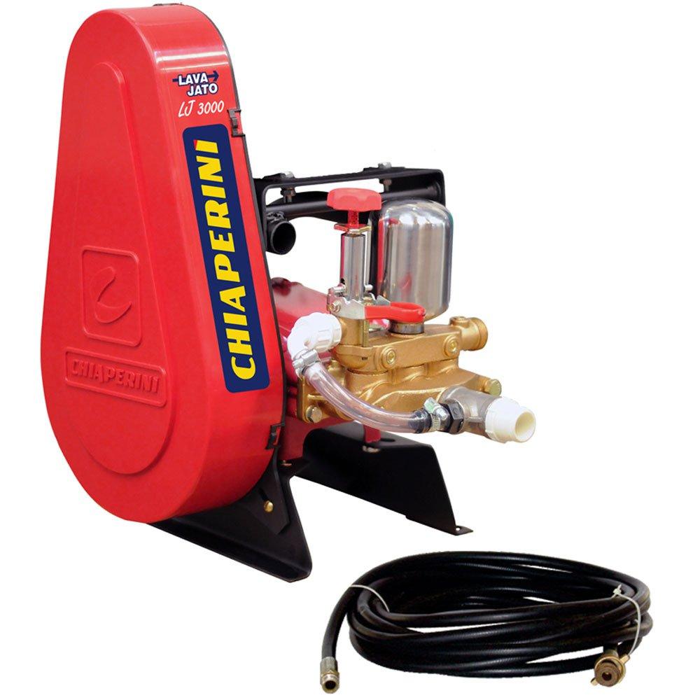 Lavadora Lava Jato 3100 Fixa Trifásico 220/380V 400 lbf com Mangueira 3/8 Pol. - Imagem zoom
