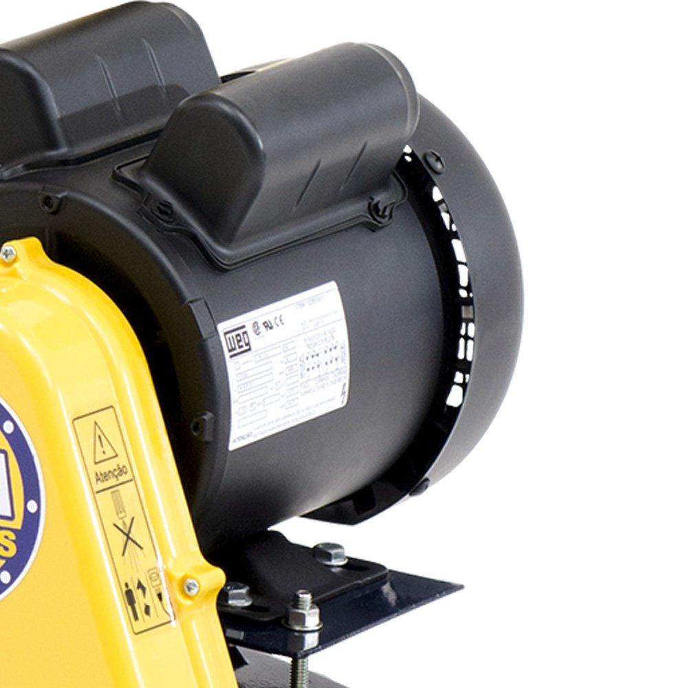 Lavadora de Alta Pressão Motor WEG 3CV 30Litros/Min 600 Libras Mono 110/220V - Imagem zoom