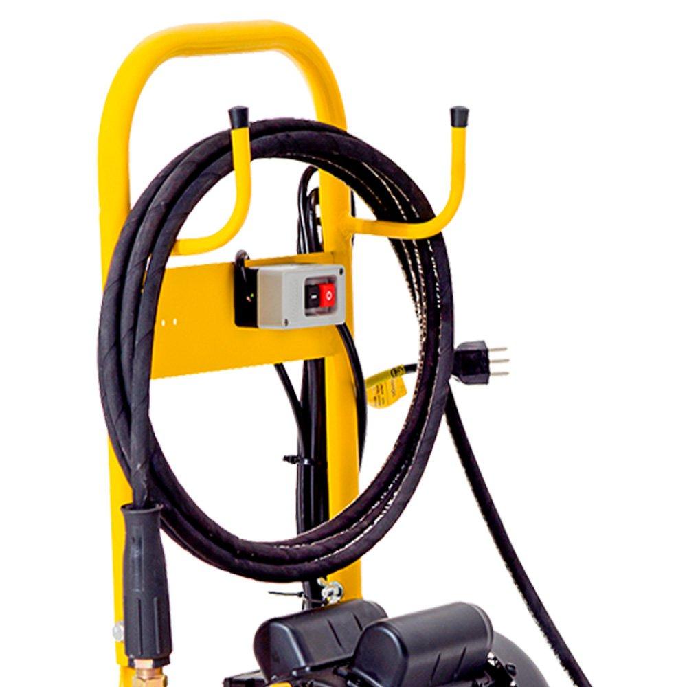 Lavadora de Alta Pressão Motor WEG 1.0CV 11Litros/Min 420 Libras  - Imagem zoom