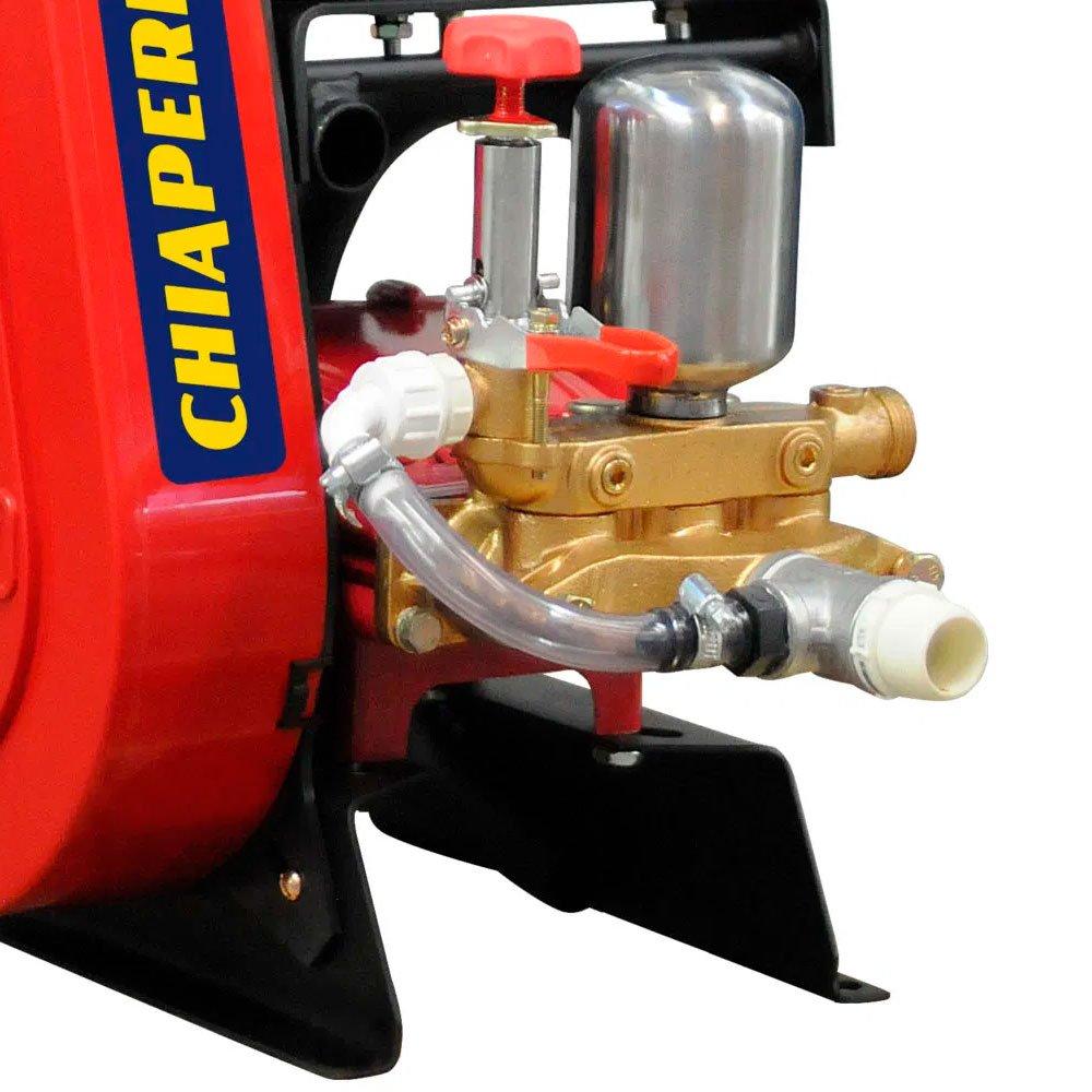 Lavadora Industrial Profissional 3HP Mono 110/220V com Carrinho e Mangueira 3/8 Pol. 10 metros  - Imagem zoom