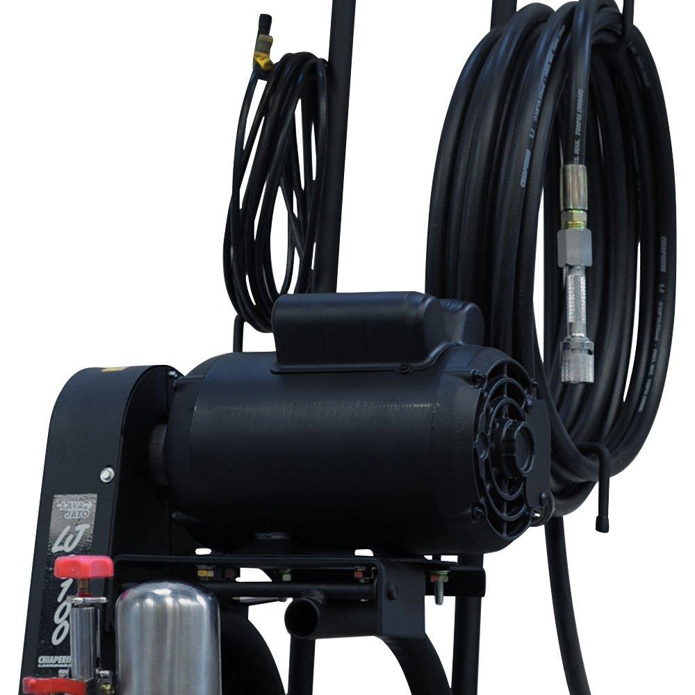 Lavadora Profissional Monofásica LJ3100 400 Libras 110/220V com Carrinho e Mangueira 10 metros  - Imagem zoom