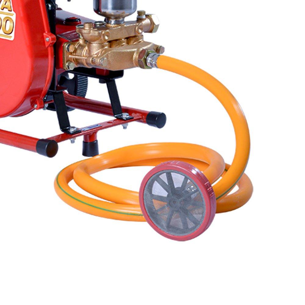 Lavadora Industrial de Alta Pressão 2CV 450 Libras 20L/min Mono  com Carrinho - Imagem zoom