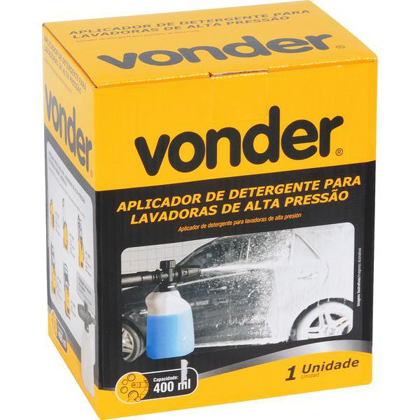Aplicador De Detergente 400 ml Para Lavadoras De Alta Pressão - Imagem zoom
