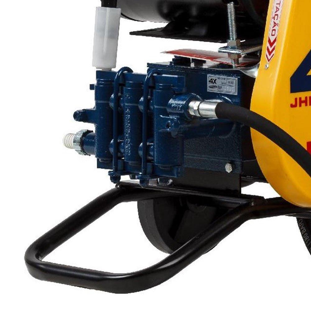 Hidrolavadora 4X JHF 500PSI 1,5HP  Monofásica Profissional  - Imagem zoom