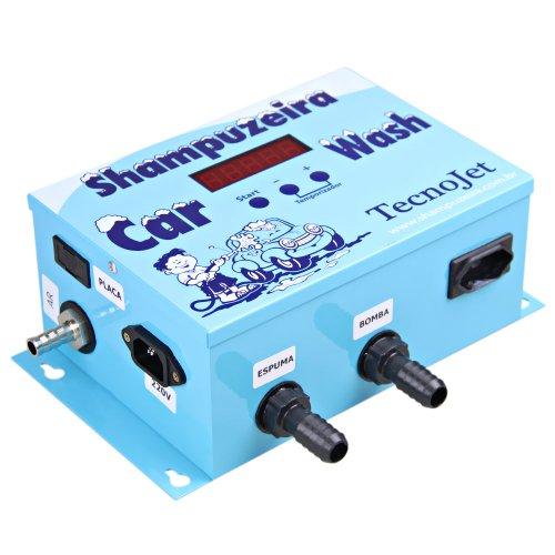 painel shampoozeira eletrônica 220v